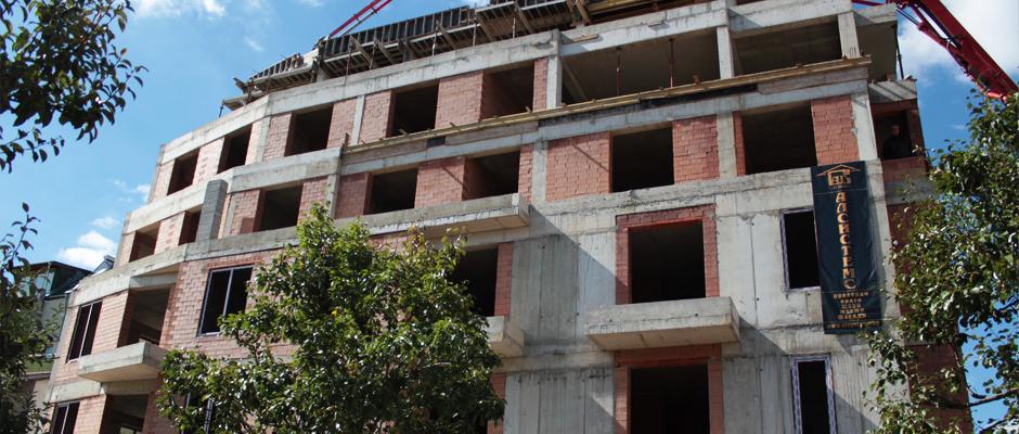 Жилищни сгради 2015г.